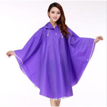 Long Fashion Stylish Rain Poncho